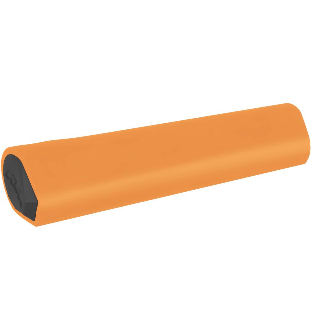 KTM gripy Team silikon oranžové