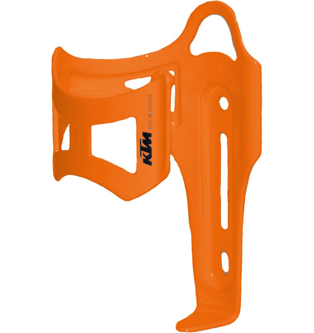 KTM košík na lahev boční oranžový