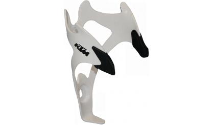 KTM košík na lahev Wave bílý