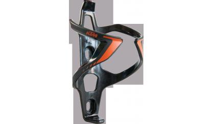 KTM košík na lahev Wing II černý/oranžový