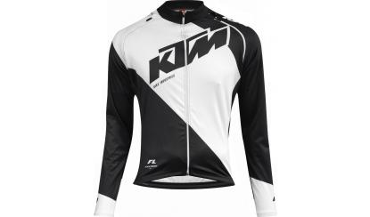 KTM trikot Factory Line odnímatelné rukávy