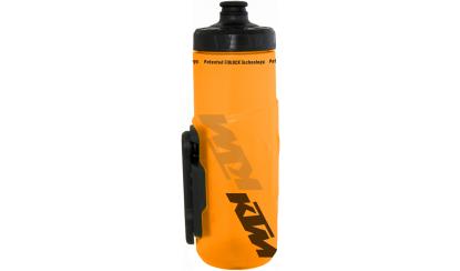 KTM lahev 600 ml magnetická oranžová