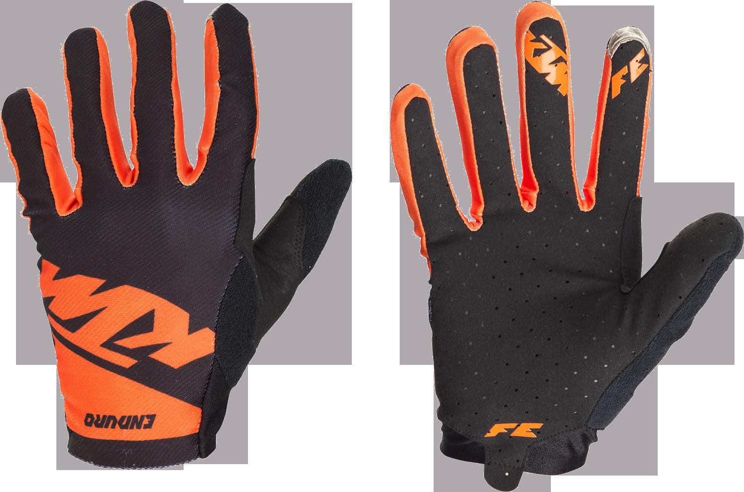 KTM rukavice Factory Enduro XXL